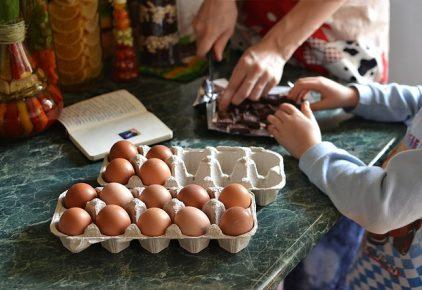 מבשלים עם הילדים