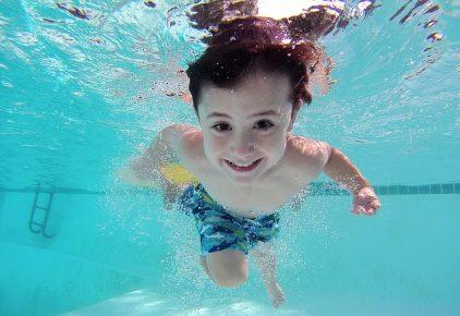 טיפול במים לילדים