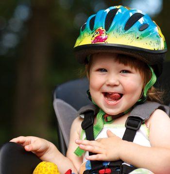 מדריך לבחירת כיסא תינוק לאופניים